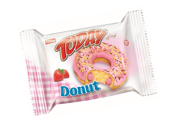 Keeks ´´ Today donut´´ Maasika, 50g