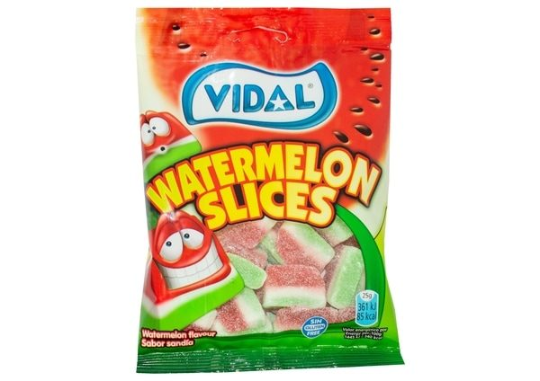 Kummikomm ''Watermelon Slices'' 100gr