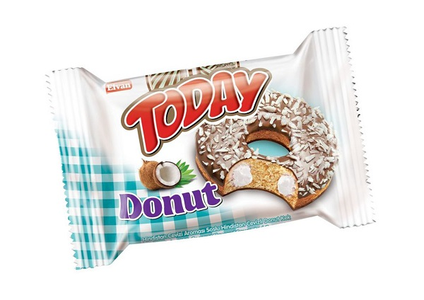 Keeks ´´ Today donut´´ Kookos, 50g