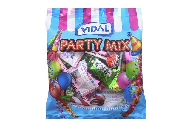 Kompvekikomplekt- Väike Party Mix 150gr