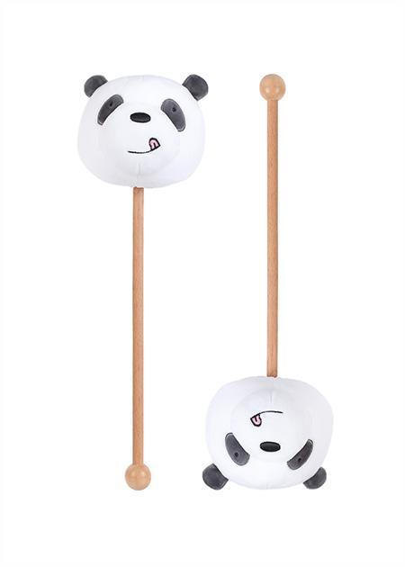 Massaazihaamer 35cm We Bare Bears (Panda)